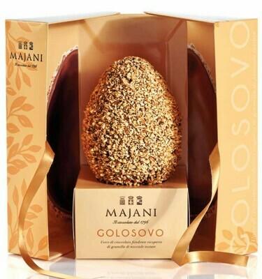 Majani - Golosovo - Fondente e Nocciole - 450g