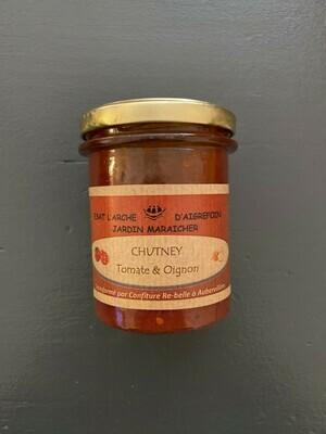 Chutney tomate -oignon
