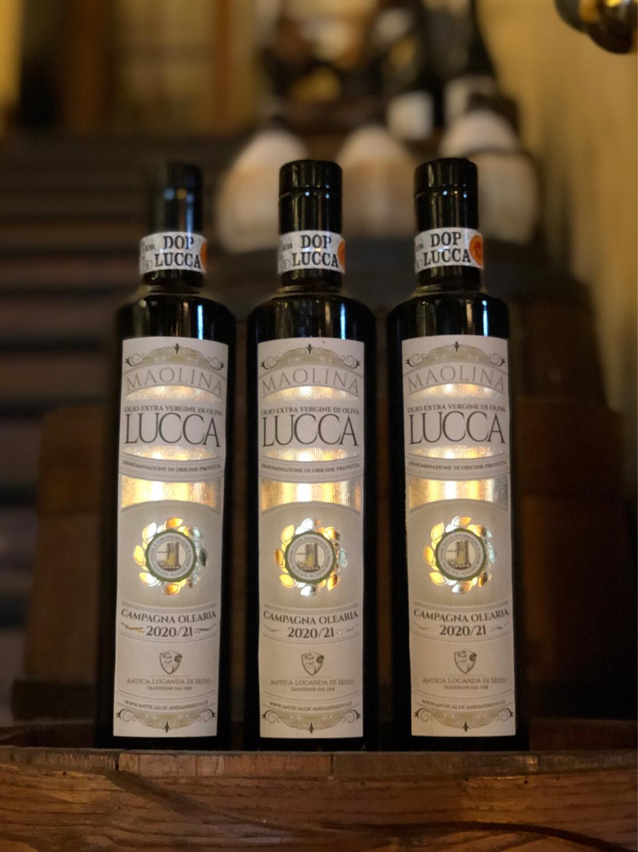 """Organic DOP Extra Virgin Olive Oil """"Maolina"""" 500ml."""