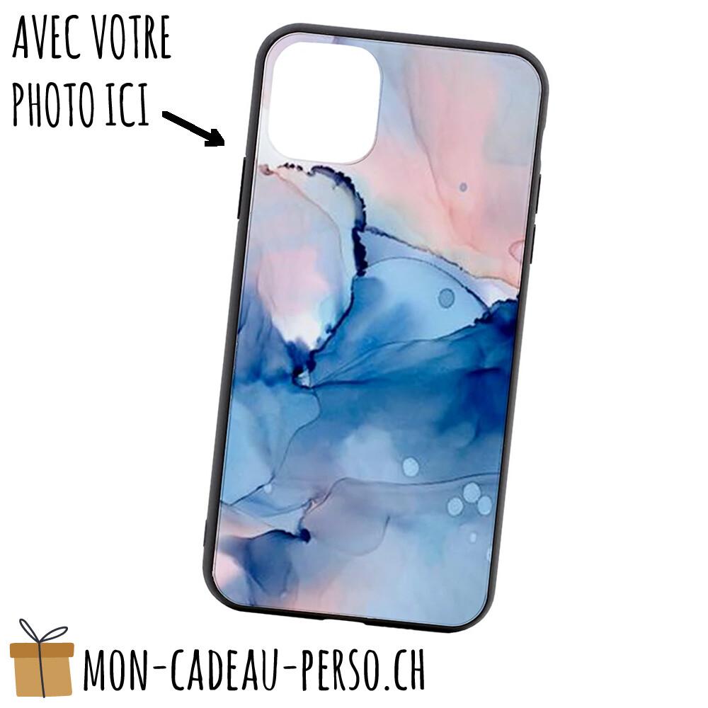 """Coque de Smartphone personnalisée - Sublimation - NOIR - iPhone 12 Pro Max 6.7"""""""