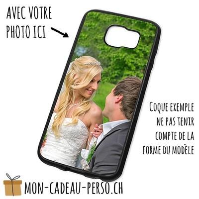 Coque de Smartphone personnalisée - Sublimation - NOIR - Huawei P30 Lite