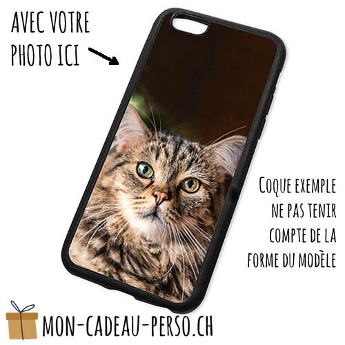 Coque de Smartphone personnalisée - Sublimation - NOIR - Galaxy Note 10