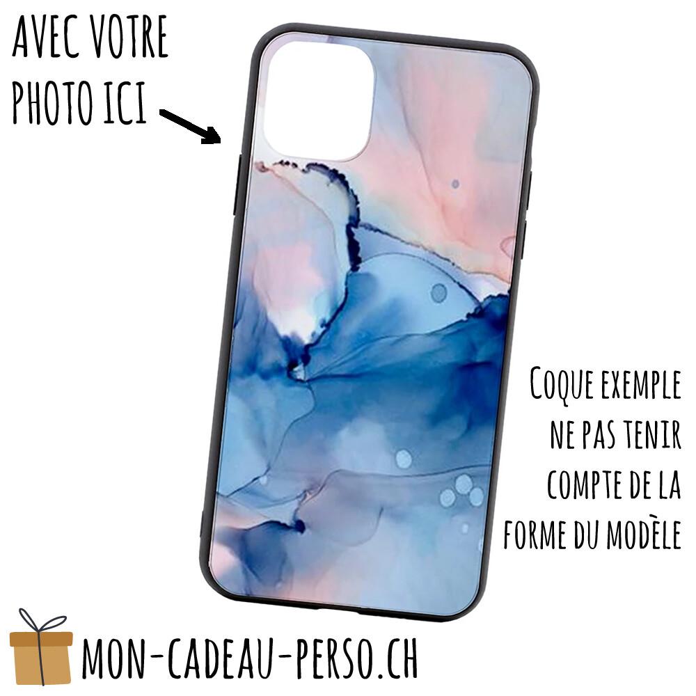 Coque de Smartphone personnalisée - Sublimation - NOIR - Galaxy Note 9