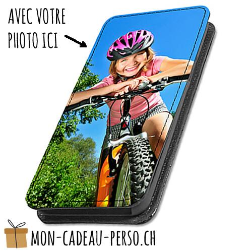 Fourre à rabat de Smartphone personnalisée - Sublimation - Galaxy S10
