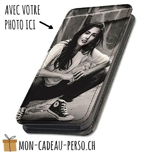 Fourre à rabat de Smartphone personnalisée - Sublimation - Galaxy S9 Plus