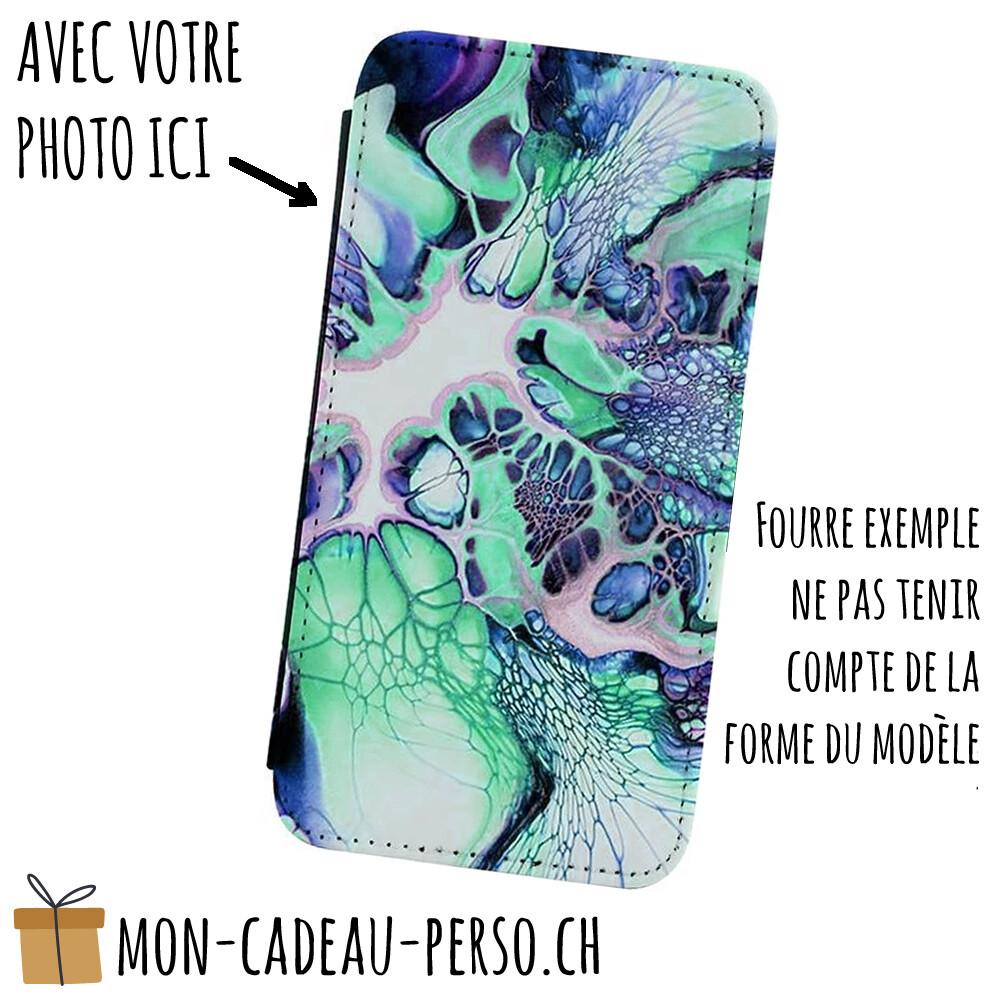 Fourre à rabat de Smartphone personnalisée - Sublimation - Galaxy Note 8