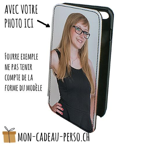 Fourre à rabat de Smartphone personnalisée - Sublimation - Galaxy Note 10 Pro