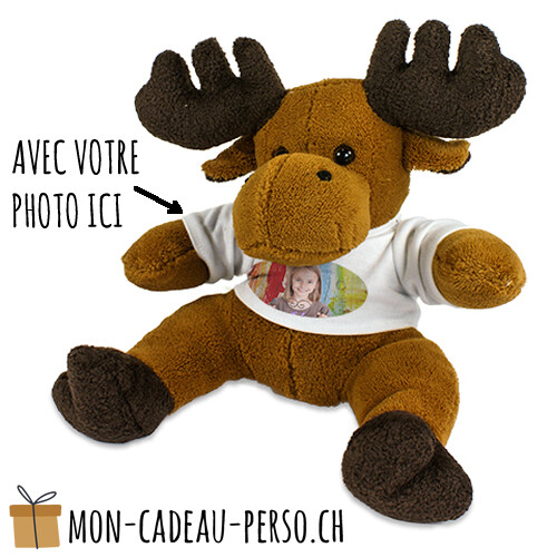 Peluche - Impression par sublimation - Elan 230mm