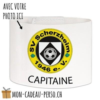 Brassard de Capitaine personnalisé - Sublimation