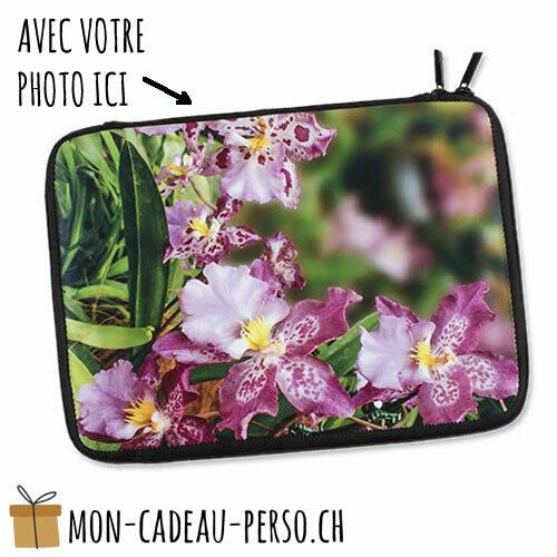 """Housse pour PC portable et tablette personnalisée - 15"""" (265x345mm) - Sublimation"""