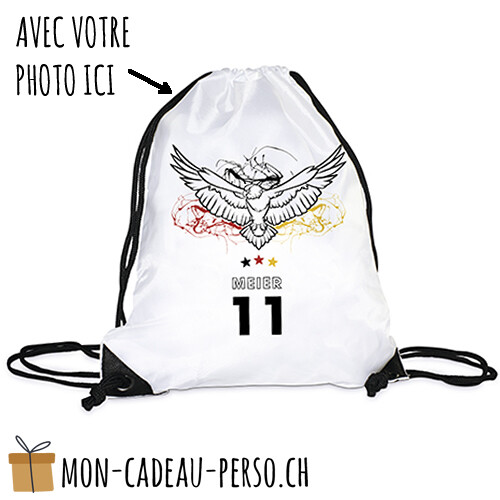 Sac de Gym - 440x350mm - Sublimation - impression