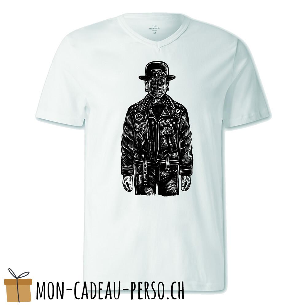 T-shirt pré-imprimé -  blanc - FEMME - The Son Of Grenade