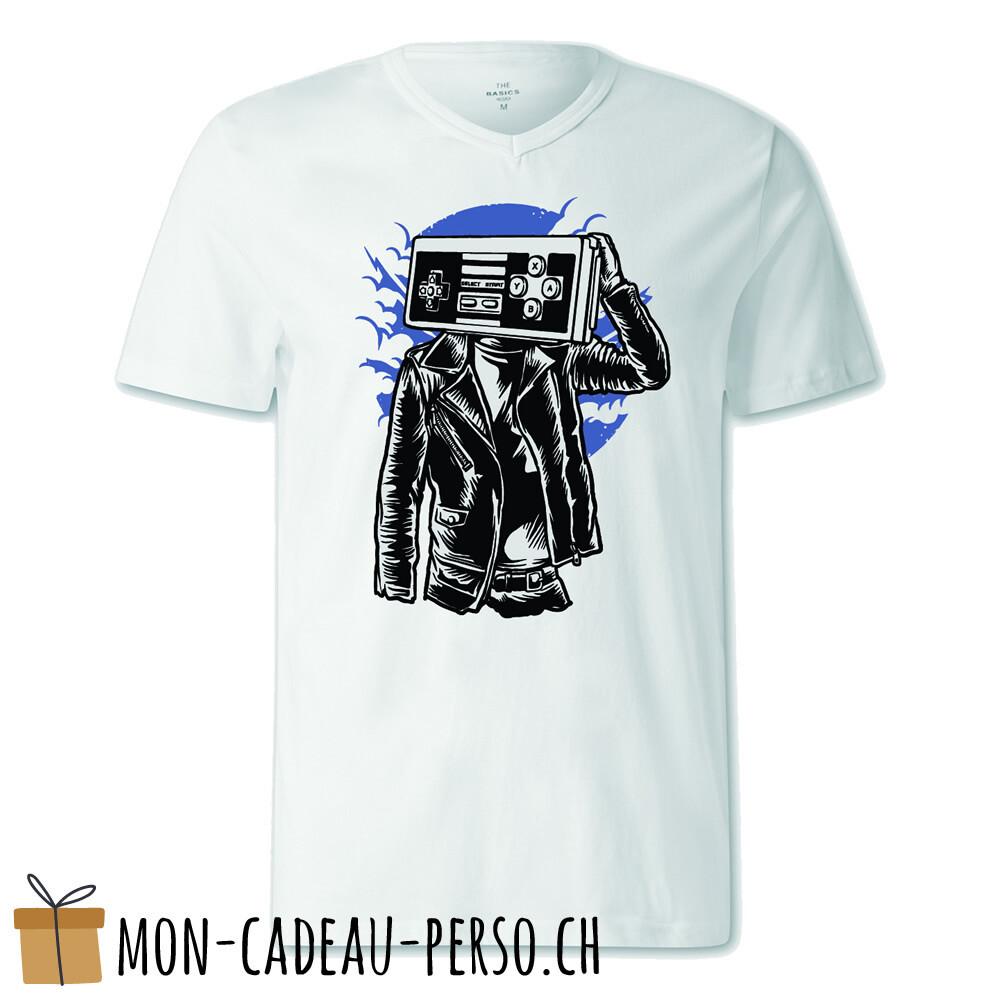 T-shirt pré-imprimé -  blanc - FEMME - Street Gamers