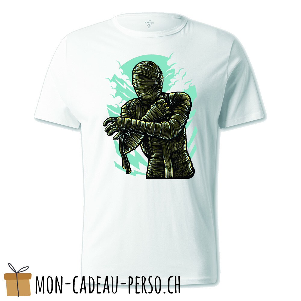 T-shirt pré-imprimé -  blanc - UNISEXE - The Mummy