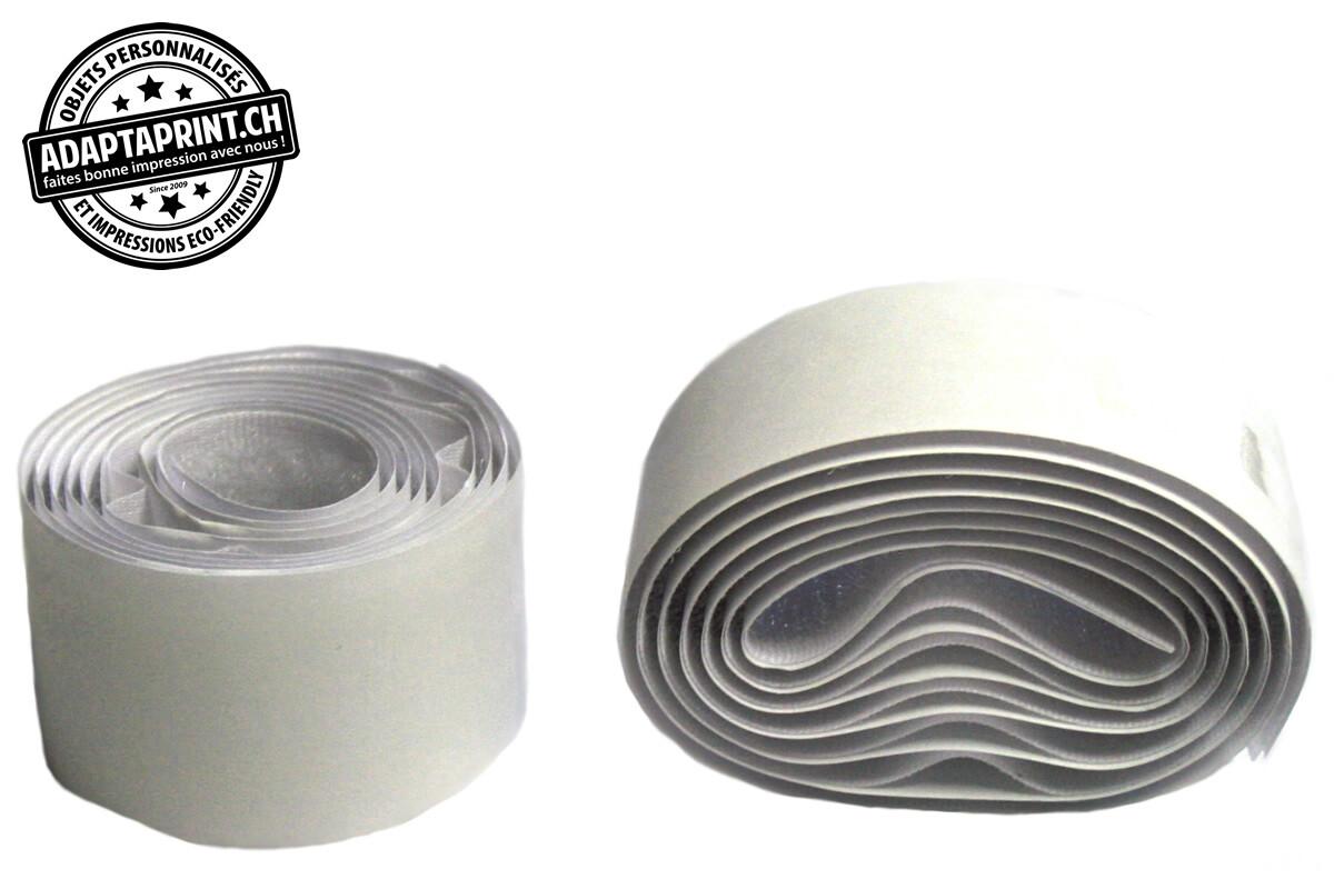 Velcro - Autocollant - 30x1000mm - Blanc (2 pces)