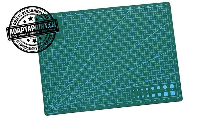 Outil - Tapis de découpe auto-cicatrisant - A3