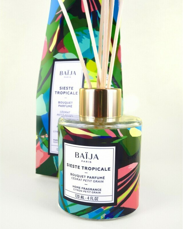 Baija Sieste tropicale Bouquet Parfumé – 120ml