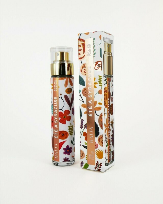 ÉTÉ À SYRACUSE – Parfum Corps 15ml