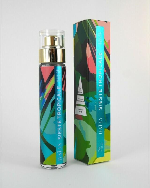 SIESTE TROPICALE – Parfum Corps 15ml