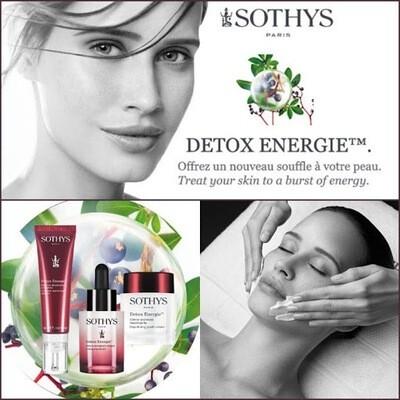 Cadeau fête des pères  Soin detox énergie + massage dos 20 min offert