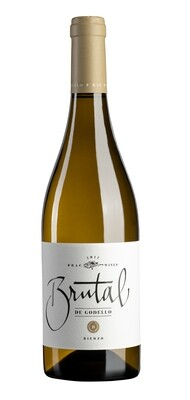 BRUTAL Godello  | 2018 | 75cl