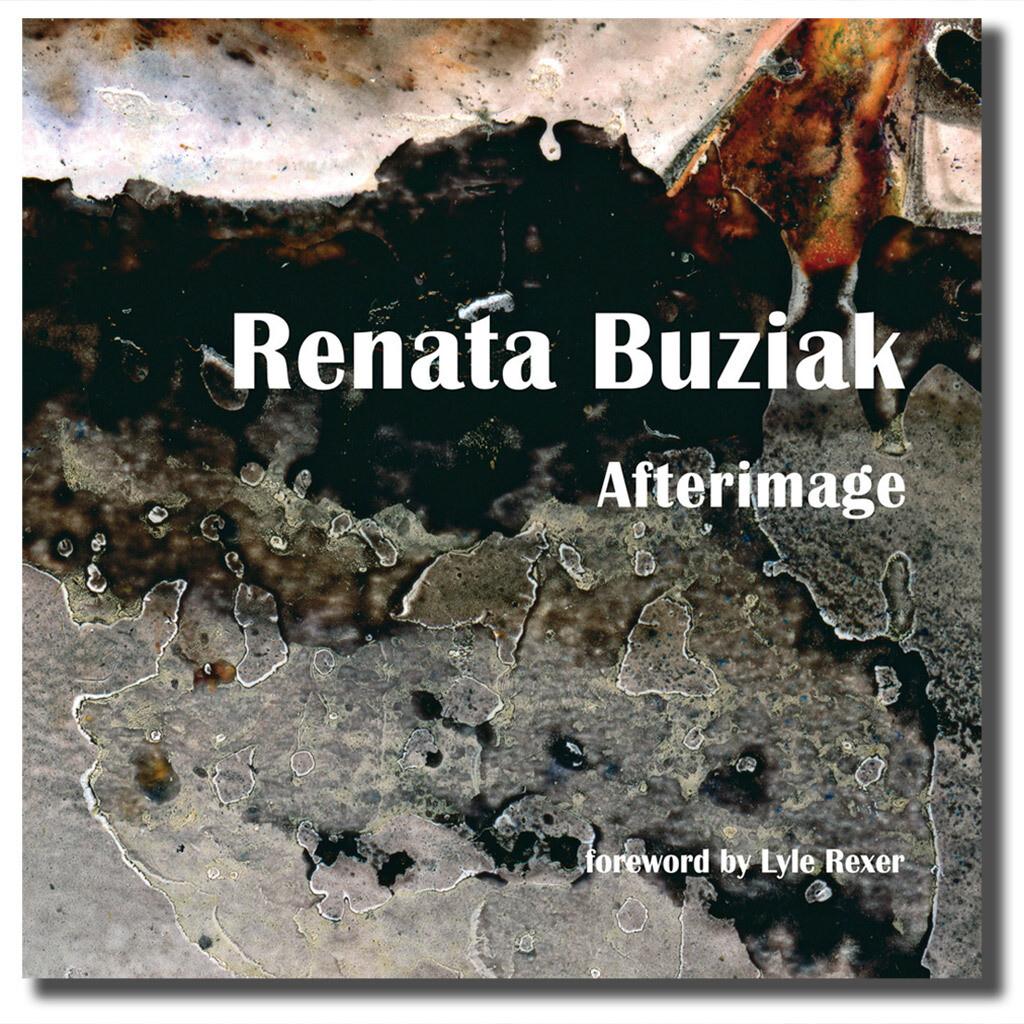 Renata Buziak: Afterimage / Book