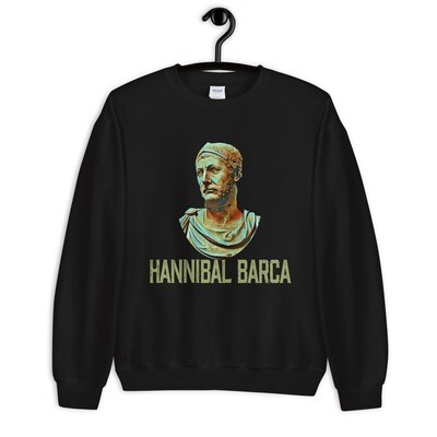 Hannibal Barca Unisex Sweatshirt