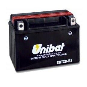 Batteria per moto CBTX9-BS