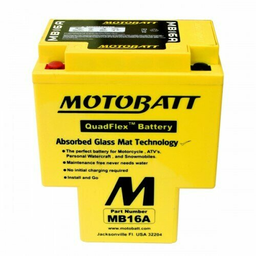 Batteria per moto MB16A