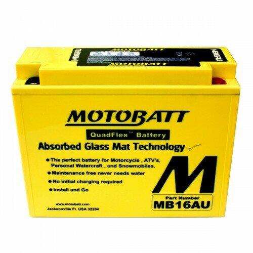 Batteria per moto MB16AU