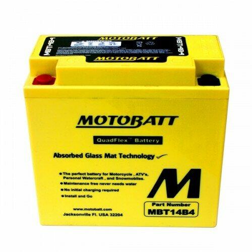 Batteria per moto MBT14B4
