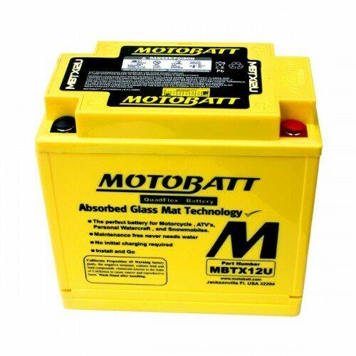 Batteria per moto MBTX12U