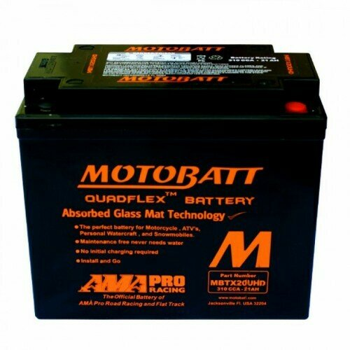 Batteria per moto MBTX20UHD