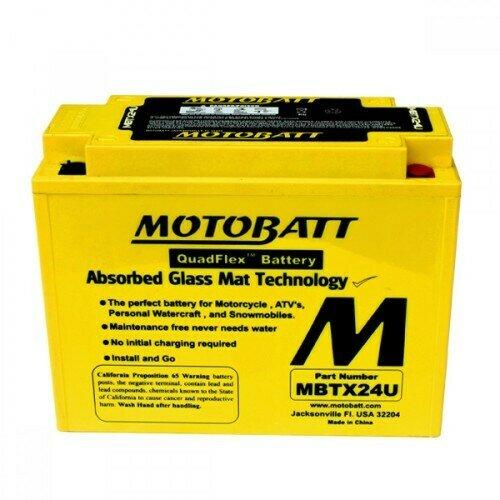 Batteria per moto MBTX24U