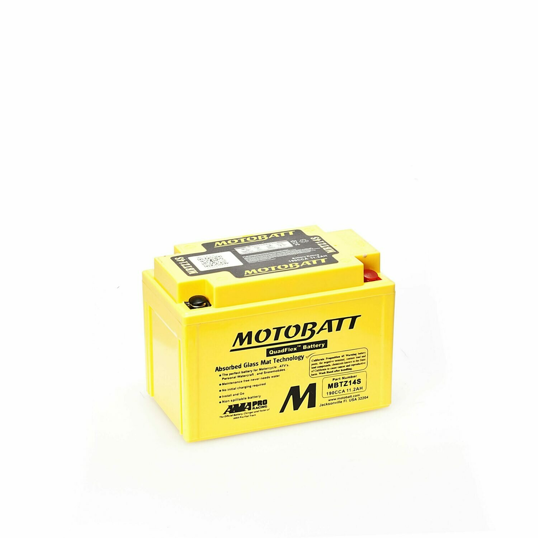Batteria per moto MBTZ14S