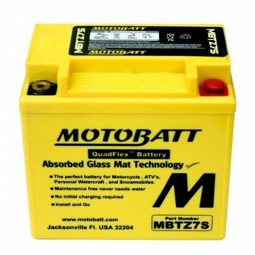 Batteria per moto MBTZ7S