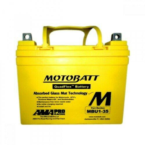 Batteria per moto MBU1-35