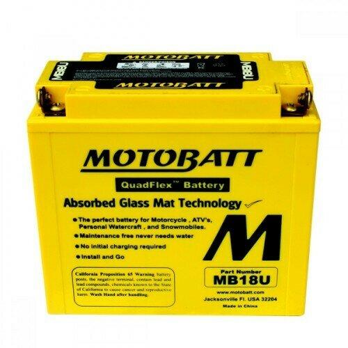 Batteria per motocicli MB18U