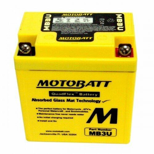 Batteria per motocicli MB3U