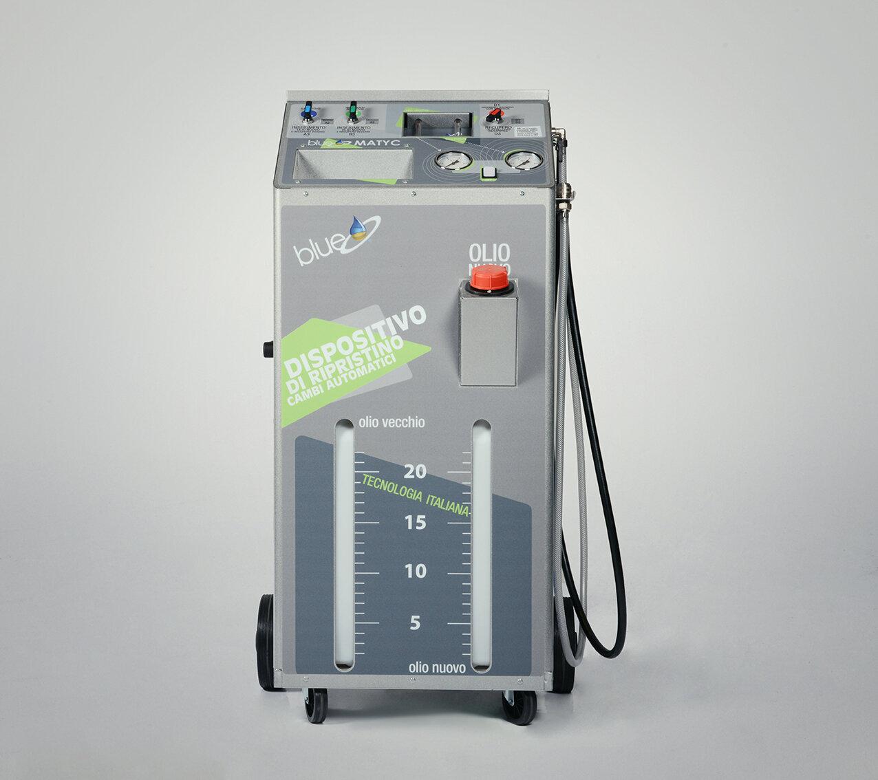 Blue Matyc + Raccoglitore olio + Banca dati KBM0101