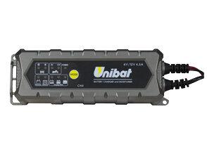 Carica Batteria e Mantenitore di corrente 6V/12V CH-4
