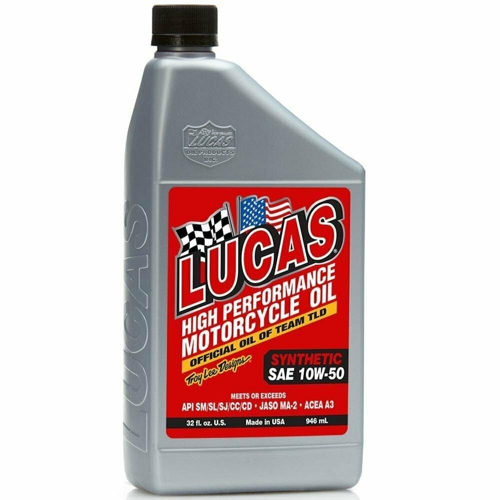 Olio sintetico per motocicli 10W/50 10711