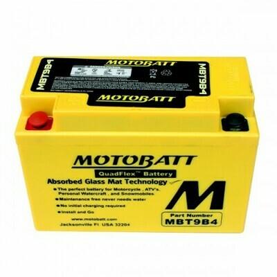 Batteria per moto MBT9B4
