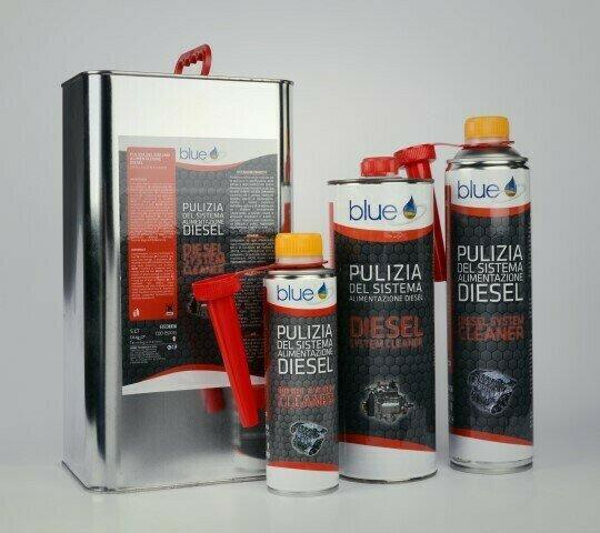 Pulizia del sistema di alimentazione diesel BD02035 BD02010 BD02050