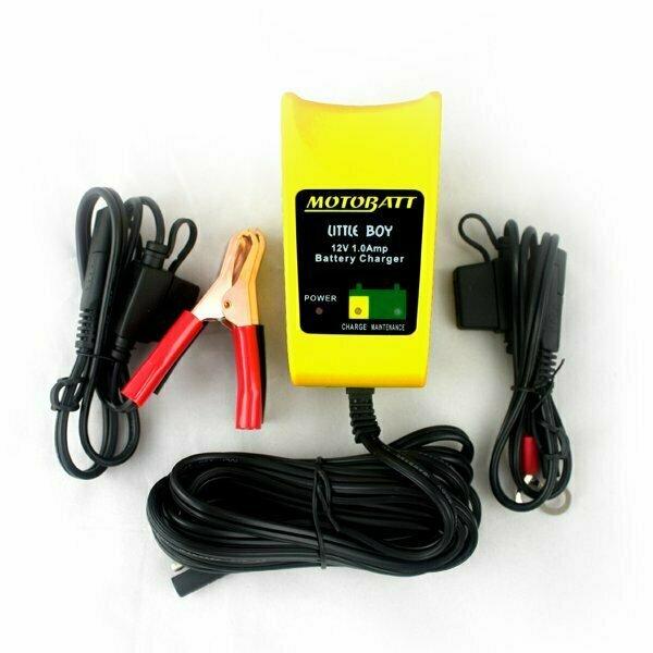 Caricabatterie 6V/12V  MBCLB