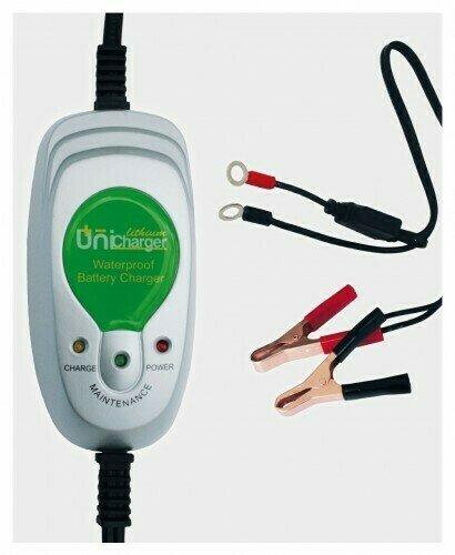 Mantenitore di corrente per batterie al litio UN 1210 LT
