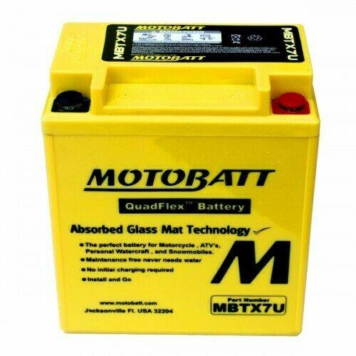 Batteria per moto MBTX7U
