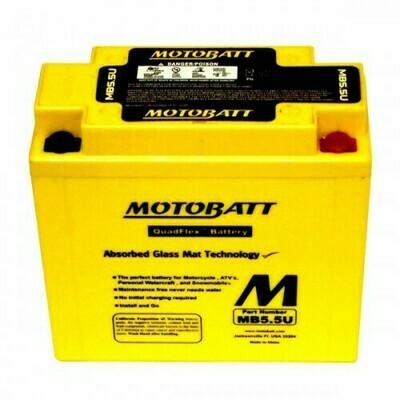 Batteria per moto MB5.5U