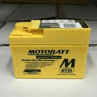Batteria per moto MTR4