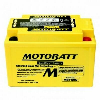 Batteria per moto MBTX9U